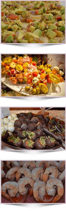 Bloomington Cater - KRC Banquets and Catering Appetizers