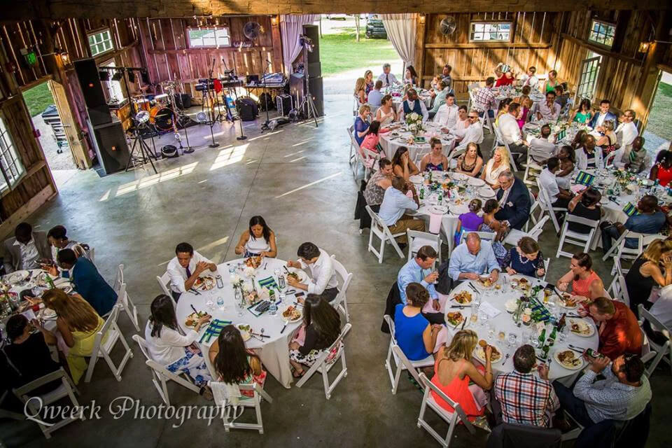 Bloomington IN Venue - The Old Barn at Brown County 3
