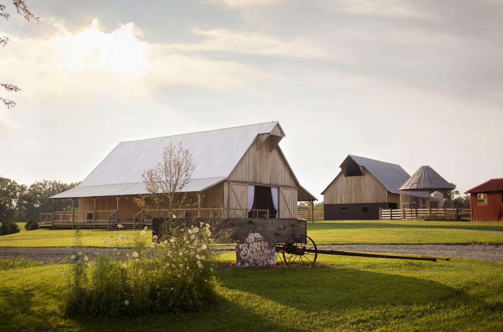Bloomington IN Venues - The Barn On Maryland Ridge 2