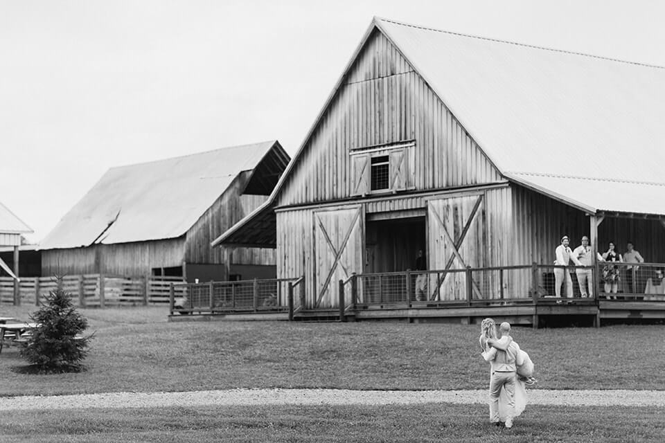 Bloomington IN Venues - The Barn On Maryland Ridge 3