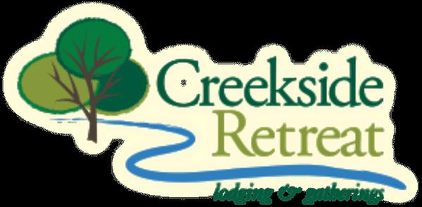 Creekside Retreat Logo