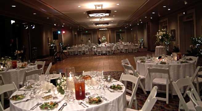 Bloomington Catering Services - IU Auditorium Foyer