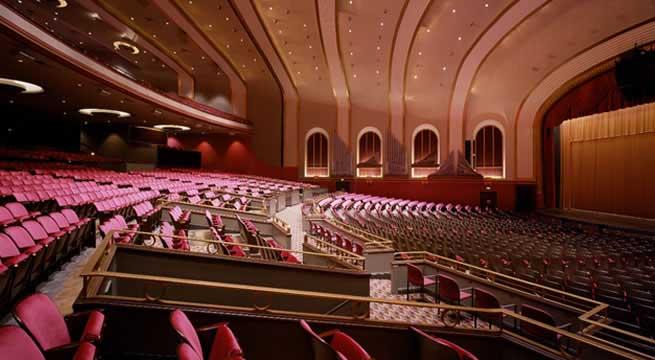 Bloomington Catering Services - IU Auditorium Theatre