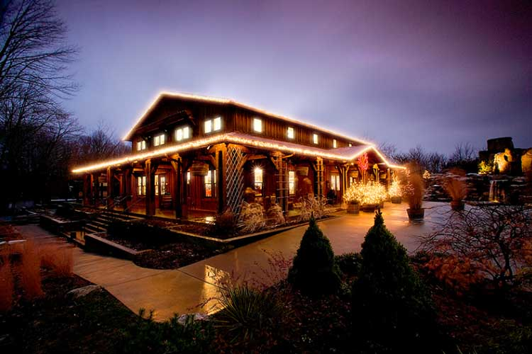 Catering Services Bloomington - Oliver Winery 1
