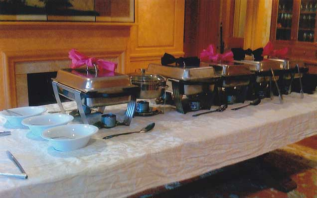 Catering Services Bloomington - Wedding Catering 2