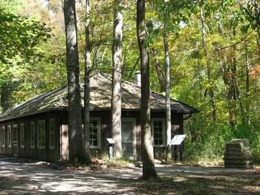 In Catering Bloomington - McCormicks Creek State Park 1