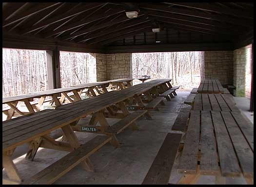 In Catering Bloomington - McCormicks Creek State Park 3